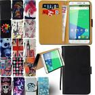 Leather Smart Stand Wallet Cover Case For Various Philips Xenium SmartPhones