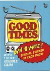 1975 Topps Good Times Trading Cards 14