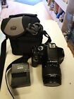 Canon EOS 600D + Canon EFS  18-55mm Lens MACRO 0.25M/0.8FT  + Bag + Charger
