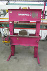 ENERPAC 100 TON H PRESS WITH POWER PACK SEE VIDEO