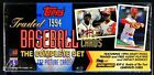 1994 Topps Traded Baseball Complete Set Factory Sealed MINT