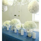 Sequin Tablecloth Baby Blue Glitter Overlay Wedding Party Birthday Decoration