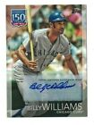 Billy Williams 2019 Topps Series 2 150 YEARS GREATEST PLAYERS AUTO 10 CUBS