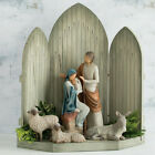 Willow Tree The Christmas Story Nativity Set Large Scale Size F Shipping