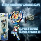 GENUINE TOMY BEYBLADE BURST STARTER B-104 WINNIG VALKYRIE.12.VI - USA SELLER