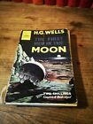 1950s science fiction HG WELLS THE FIRST MEN IN THE MOON Rare Corgi 1957 ed