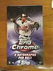 2013 TOPPS CHROME BASEBALL HOBBY BOX-PUIG,MACHADO,RENDON,&ARENADO RC+MORE