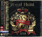 ROYAL HUNT-LIVE 2016: 25TH ANNIVERSARY TOUR-JAPAN 2 CD H66