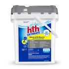 hth Ultimate Mineral Brilliance Chlorinating Granules for Swimming Pools 12 lb