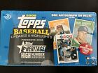 2008 Topps Heritage Baseball Updates and Highlights High Number Series Hobby Box