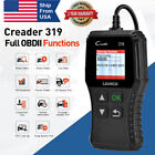 Launch Car Obd2 Scanner Auto Diagnostic Scan Tool Obd Code Reader Engine Abs Srs