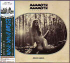 MAMMOTH MAMMOTH Volume III - Hell's Likely + 1 JAPAN CD Aussie Stoner/Doom Metal