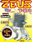 NEW DESIGN 80cc 100cc 2 STROKE MOTORIZED BIKE ENGINE FOR KITS BICYCLE POWER