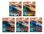 Hot Wheels 2019 Car Culture Street Tuners Series Set of 5 Cars 1 64 FPY86 956L