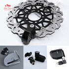 110DB Motorcycle Bicycle Bike Security Alarm Anti-theft Wheel Disc Brake Lock