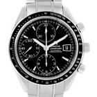 Omega Speedmaster Chronograph Black Dial Mens Watch 32105000 Papers