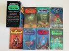 HG Wells The Greatest Of All Classic Science Fiction 7 Volume Boxed Set