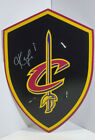 Kevin Love Autographed Signed Cleveland Cavaliers Shield Pennant with COA