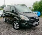 Ford Tourneo Custom RS Independence WAV Mobility vehicle Only 7500 miles