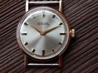 USSR/Soviet Rare Vintage RAKETA 2209 Solid Gold 583,14k 1975s Mechanical Watch