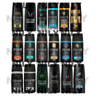 Axe Deodorant Body Spray 150ml For Men - Select Quantity and Scents or Assorted