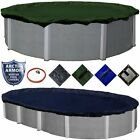 Arctic Armor Winter Cover Above Ground Swimming Pool Round Oval Size Warranty Yr