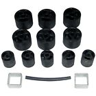 Performance Accessories PA932 Body Lift Kit Fits 87 95 Wrangler