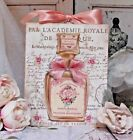 Shabby Chic French Country Cottage style Wall Decor Sign Parfumerie