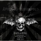 NEW AVENGED SEVENFOLD HAIL & KILL 1CDR+1DVDR#Ke