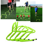 6 Speed  Agility Fitness Training Hurdles Aid jump with Adjustable Height 5PCS