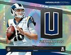 2019 Panini Unparalleled Football Sealed Hobby Box