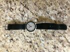 Junghans Heidelberg Watch with Black Leather Band 41/1450