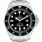Rolex Seadweller Deepsea Black Dial Ceramic Bezel Mens Watch 116660