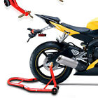 Motorcycle Rear Wheel Lift Stand with Hook For Yamaha YZF R6 R1 R3 R1M