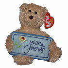 Ty Beanie Baby Forever friends - MWMT (Bear Greetings Collection)