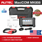 Autel Mk808 Automotive Full-system Diagnostic Scanner Obd2 Code Reader Scan Tool