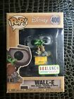 Funko Pop! Disney #400 Wall-E BoxLunch Earth Day Exclusive MINT W Protector