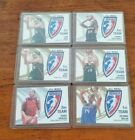 Bird Taurasi Jackson All WNBA First Team Rittenhouse 2006 Card Lot Set Rare HTF