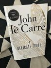 A Delicate Truth by John Le Carre Hardback 2013 1st edition signed