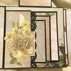 TPHH Premade Handmade Special Moments With You Scrapbook Album