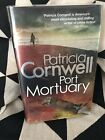Port Mortuary by Patricia Cornwell Hardback 2010 1st Edition Signed