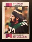Franco Harris Cards, Rookie Card and Autographed Memorabilia Guide 13