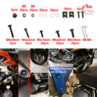 Complete Fairing Bolt Screws Kit Fit For Aprilia GPR125 RS125 RSV4 APRC RF RSV