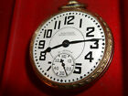 WALTHAM WATCH CO 21J 16SIZE RAILWAY SPECIAL ON DIAL RIVERSIDE RUNS