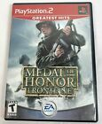 PlayStation 2 Medal of Honor: Frontline 2002 Untested