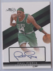 PAUL PIERCE 2009-09 TOPPS SIGNATURE AUTO 1999 CELTICS
