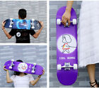 Skateboards 311 x 74 inches Complete Skateboards for Teens Beginners Adults