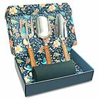 Tool Sets Gardening Tools With Heavy Duty Hand Trowel, Spade Shovel Fork Kit, 1
