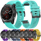 For Garmin Fenix 5 5S 5X Plus 3 HR S60 935 Replacement Watch Silicone Band Strap