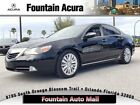 2012 Acura RL 3.7 2012 below $16600 dollars